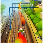 Subway Surfers for iPad 4