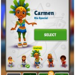 Subway Surfers for iPad 5