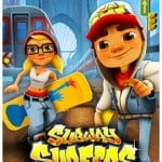 Subway Surfers for iPhone 1