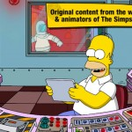 The Simpsons Tapped Out for iPad 1
