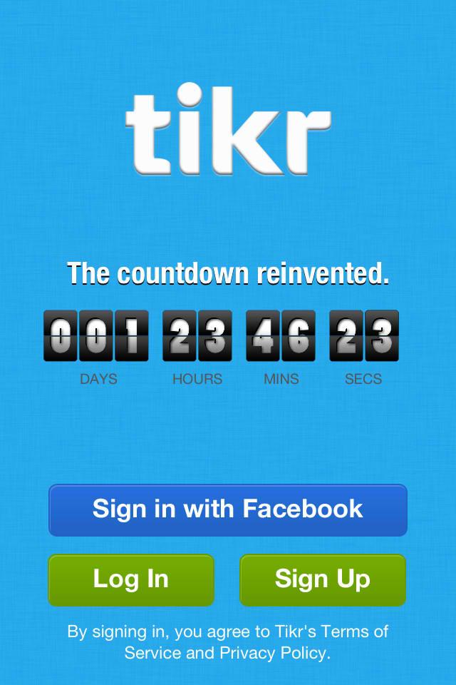 Tikr App