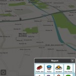 Waze for iPad 4