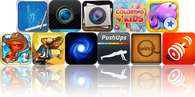 Todays apps gone free blueprint 3d picshop hd stackpad and more malvernweather Image collections