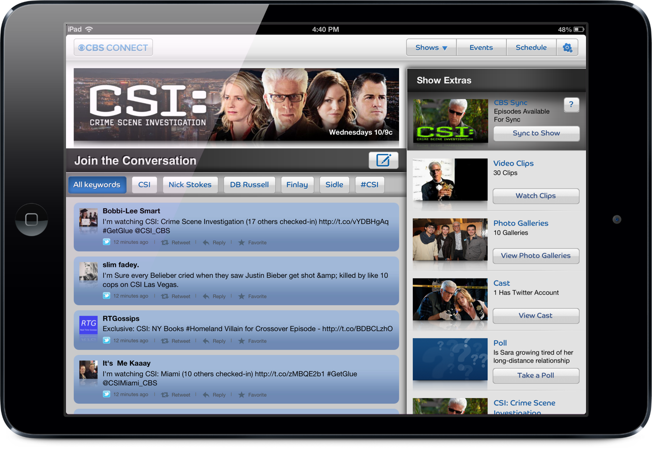 CBS Connect