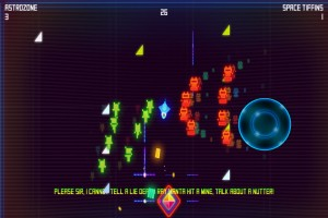 The DRM Death Ray Manta by PsychicParrot Games screenshot