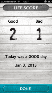 Good & Bad Day by Fingers Media screenshot