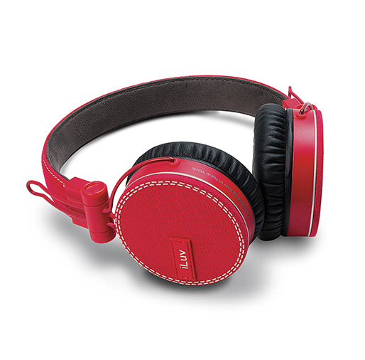 iLuv ReF headphones