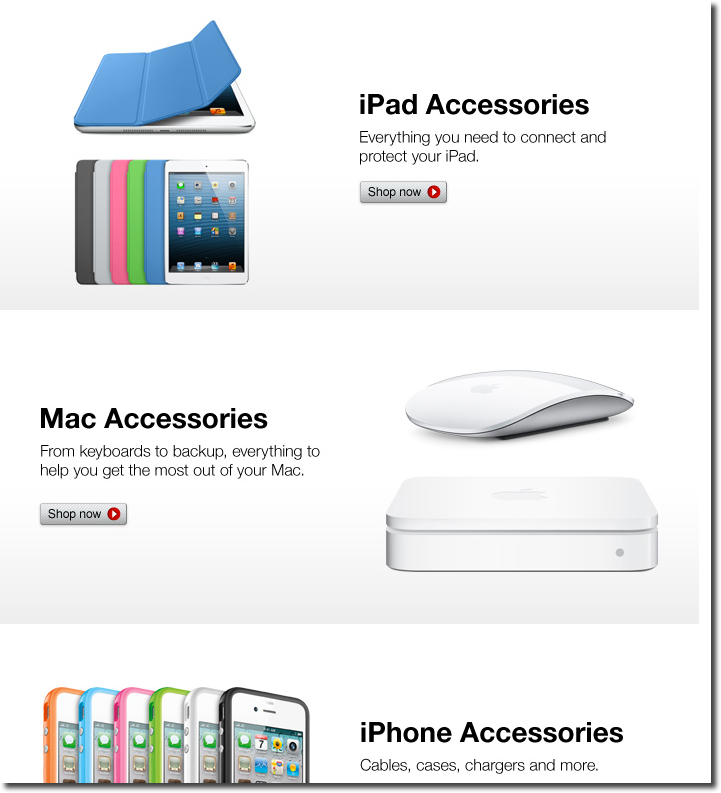 Staples begins selling Apple products