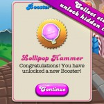 Candy Crush Saga for iPad 4