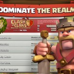 Clash of Clans for iPhone 4