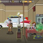 Ghostbusters for iPad 4