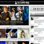 Grammys for iPad 1