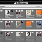 Grammys for iPad 4