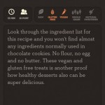 Healthy Desserts for iPhone 4