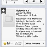 IMDb for iPhone 4