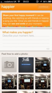 Happier by Happier, Inc. screenshot