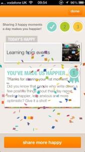 Happier by Happier, Inc. screenshot