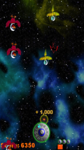 Angry Alien:  Attack Of The Space Birds by Kinetix screenshot