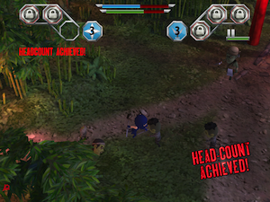 Finger Ninjas: Zombie Strike-Force by zemaGamez screenshot