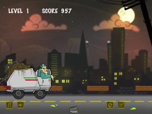 Garbage Collector Physics by G.P. Imports, Inc. screenshot