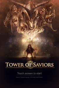 Tower of Saviors by Mad Head Limited screenshot
