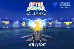 After Burner Climax by SEGA screenshot