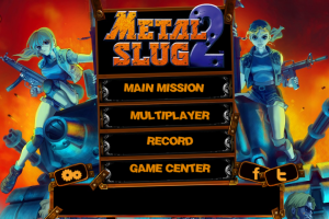 METAL SLUG 2 by SNK PLAYMORE screenshot