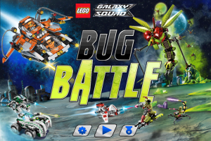 LEGO Galaxy Squad Bug Battle by The LEGO Group screenshot