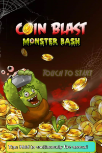 Coin Blast:Monster by Nomnomnom screenshot