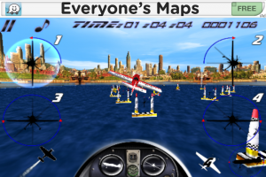 AirRace SkyBox Free by Dream-Up screenshot
