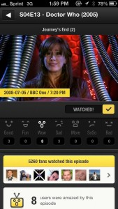 TVShow Time, the app for TV show fans by Toze Labs screenshot