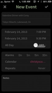 Horizon Calendar by Applause Code, LLC screenshot