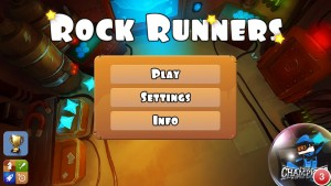 Rock Runners by Chillingo Ltd screenshot