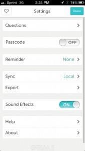 Grid-Diary by Sumi Interactive screenshot