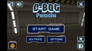 C-Bot Puzzle by Tiago B Tavares screenshot