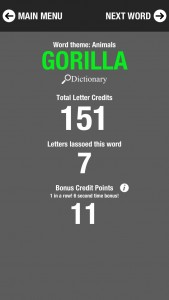 LetterLasso by PixelBilly Studios screenshot