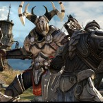 Infinity Blade for iPad 2