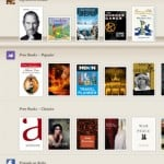 Kobo Books for iPad 1