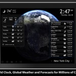Living Earth for iPad 3