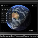 Living Earth for iPad 4