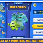 Monsters Inc. Run for iPad 2
