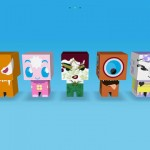 Paper Critters 1
