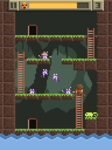 Relic Rush by Josh Presseisen screenshot