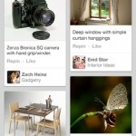 Pinterest for iPhone 3