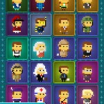 Pixel People for iPhone 4