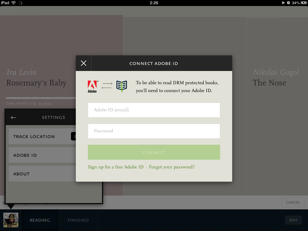 how to get an adobe id