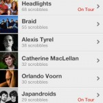 Scrobbler for iOS for iPhone 2