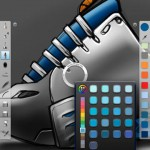 Sketchbook Pro for iPad 4