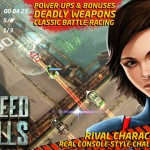 Speed Kills for iPad 3