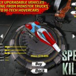 Speed Kills for iPad 4